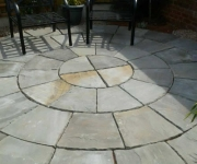 Kandla Circle Patio Circle in Shrewsbury