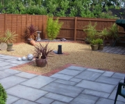 kandla grey paving slabs