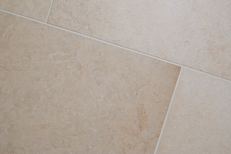 how to cut limestone alterna tile