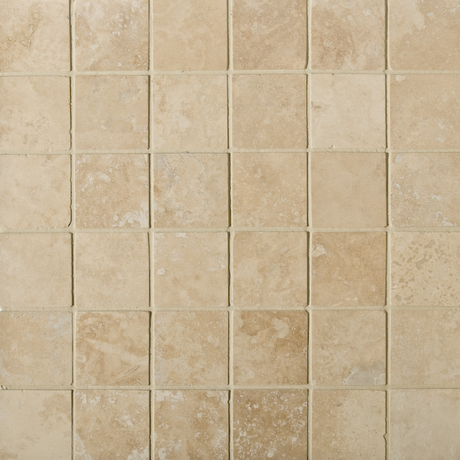ivory mosaic 50mm x 50mm tiles