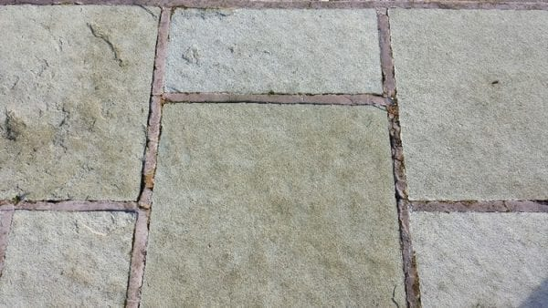 kota brown limestone paving slabs