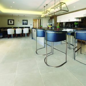 eiffel grey limestone tiles