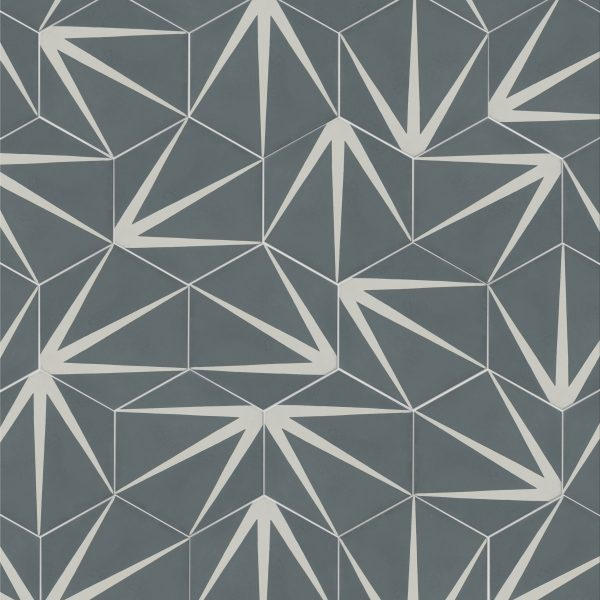 Encaustic Tiles Uk - Faux encaustic tile