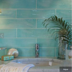 kennet ceramic gloss tiles aqua