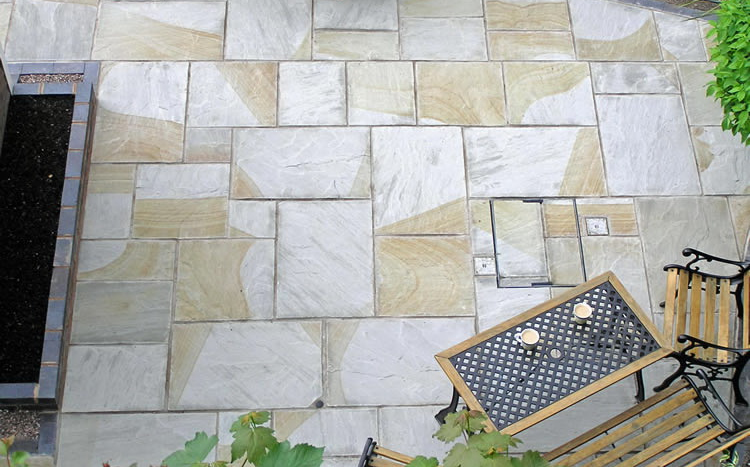 patio paving slabs in chester