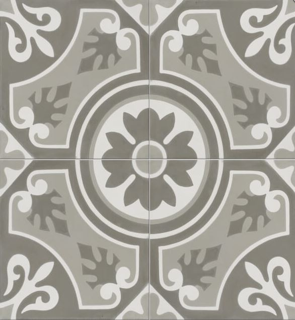 versailles patterned cement tiles