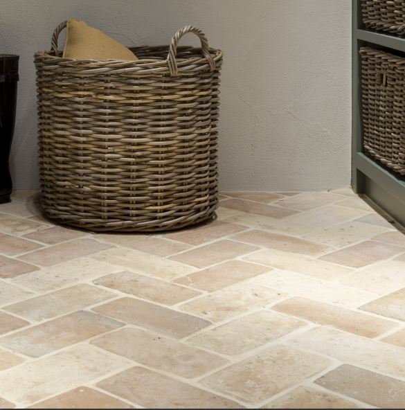 antique terracotta reclaimed brick tile