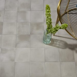 Polished Concrete encaustic tiles