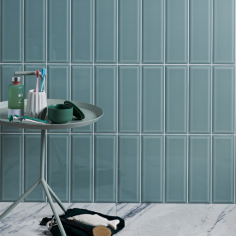 capietra camden ceramic green tiles