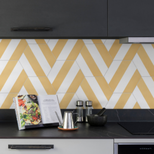 capietra tiles neapolitan porcelain yellow